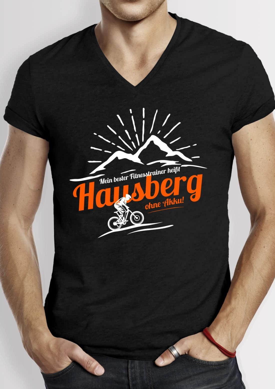 Fahrrad-T-Shirt-Hausberg-ohne-Akku