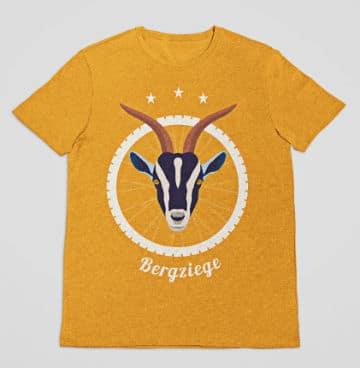 Start-Slide_Fahrrad_T-Shirt_Bergziege