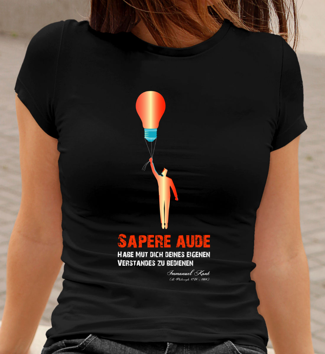 eace-shirts für Frieden - Sapere Aude