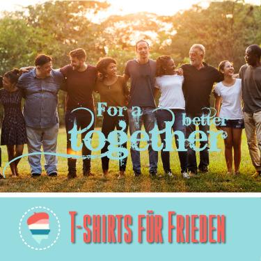 Smtph-Peace-Shirts fü Frieden und ein besseres Miteinander