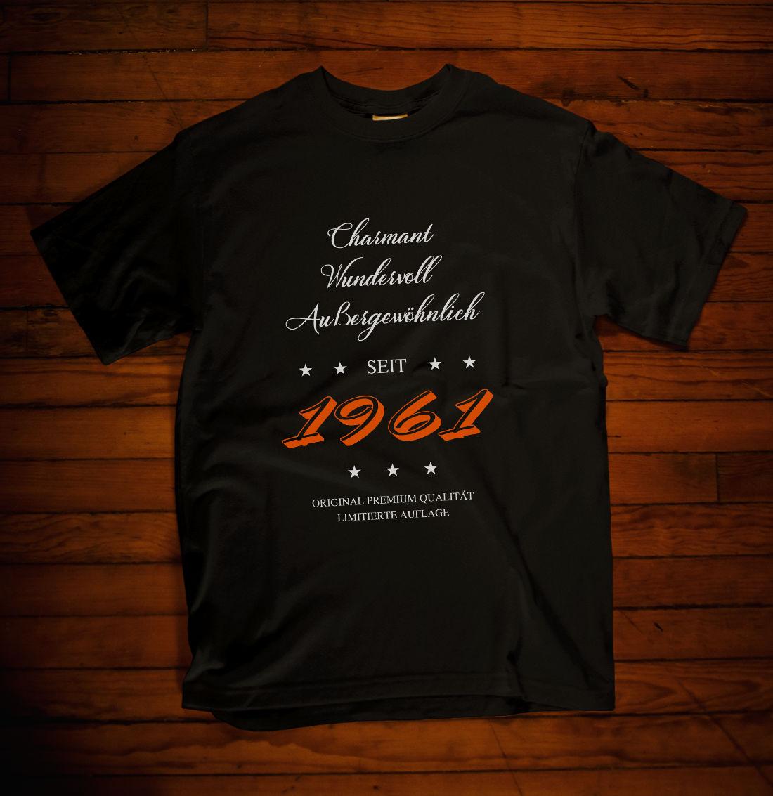 T-Shirt 60. Geburtstag 1961