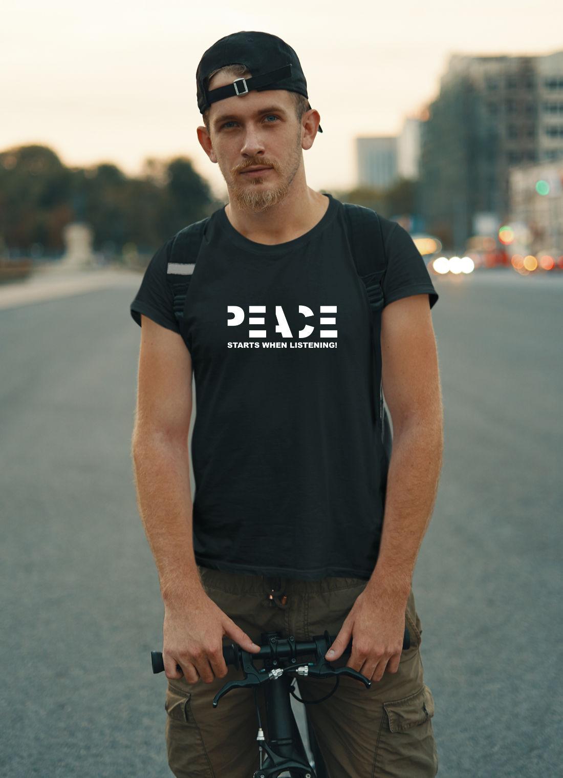 Slide_Peace-Shirt-Friedensshirt-Demoshirt-pure-Typo