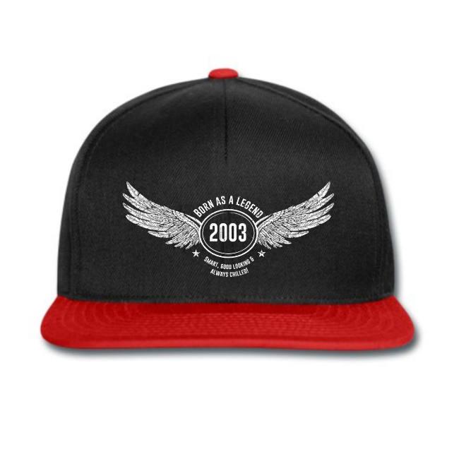 18-Geburtstag-Geschenkidee-Snapbackcap-2003
