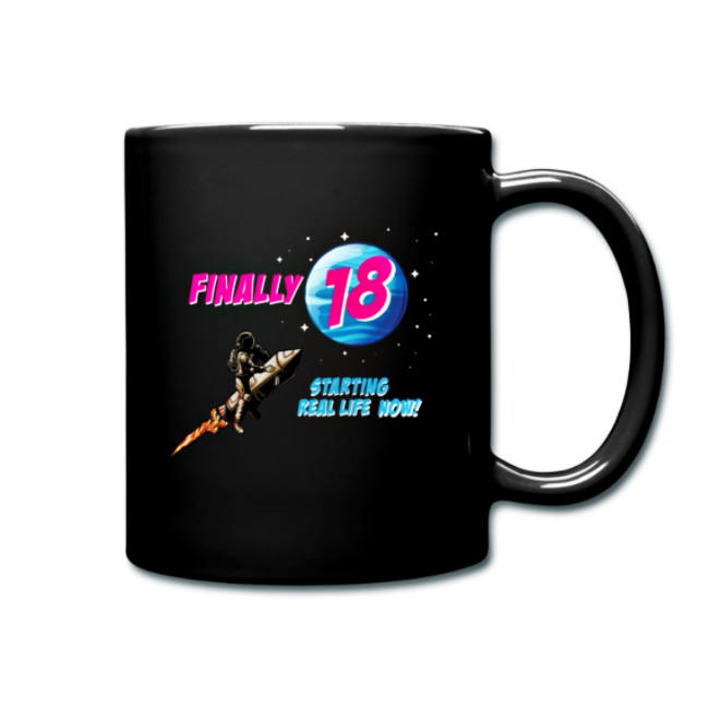 18-Geburtstag-Geschenkidee-Tasse-Rocket-Flight