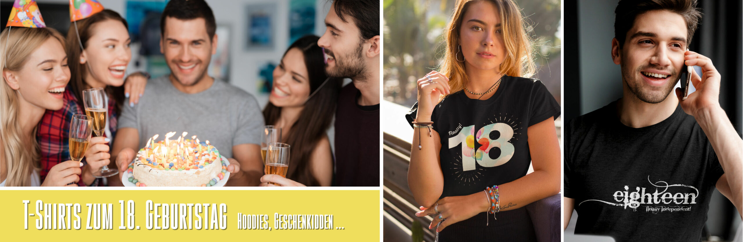 T-Shirts-18-Geburtstag
